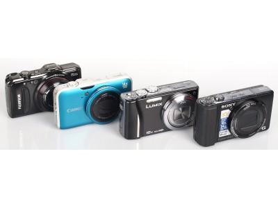 Как выбирать компактные фотоаппараты