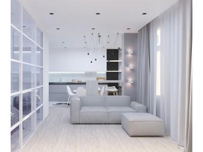 Дизайн интерьера двухкомнатной квартиры: как создать уютный уголок?