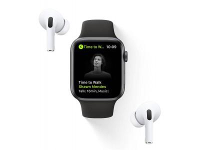 Time to Walk от Apple Fitness Plus - отправьтесь на прогулку и послушайте вдохновляющие рассказы знаменитостей