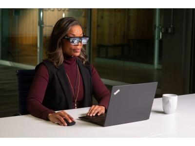 Lenovo представляет умные очки ThinkReality A3