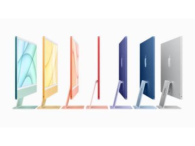 Поставки нового iMac от Apple начнутся в эту пятницу