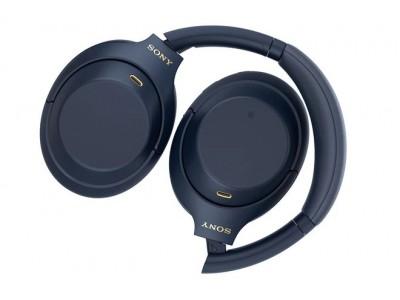 Sony представляет новый синий цвет для своей линейки наушников WH-1000XM4