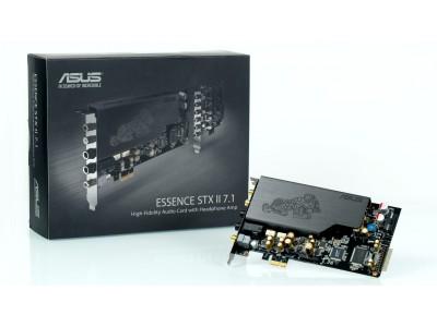 Обзор звукового адаптера Asus Xonar Essence ST