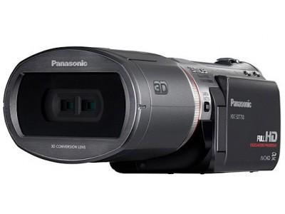Цифровая видеокамера от компании Panasonic HDC-SDT750 3D