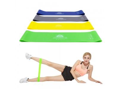 Лента-амортизатор или резинка для фитнеса