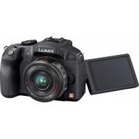 Новая камера Panasonic Lumix DMC-G6