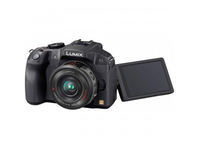 Новая камера Panasonic Lumix DMC-G6