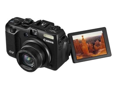 Обзор Canon PowerShot G12