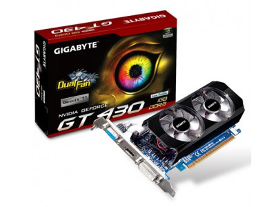 Обзор Gigabyte GV-N430OC-1G (GT 430)