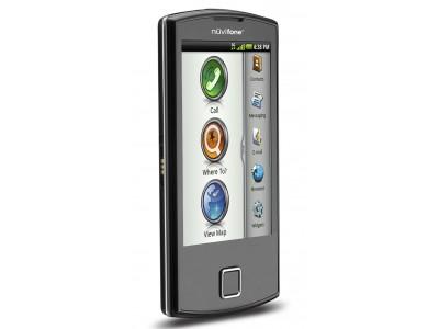 Обзор GPS-коммуникатора Garmin-Asus Nuvifone A50