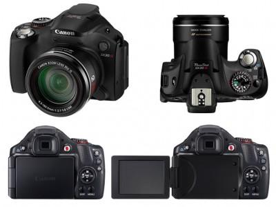 Обзор камеры Canon PowerShot SX30 IS