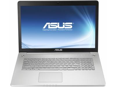 Обзор мультимедийного ноутбука ASUS N750