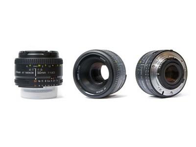 Обзор объектива Nikon 50 f/1.8D AF Nikkor