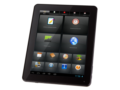 Обзор образовательного планшета Senkatel Znaypad T9702