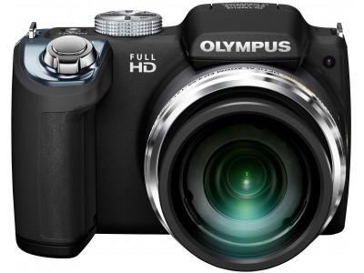 Обзор Olympus SP-720UZ