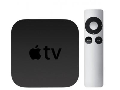 Обзор приставки Apple TV 2012