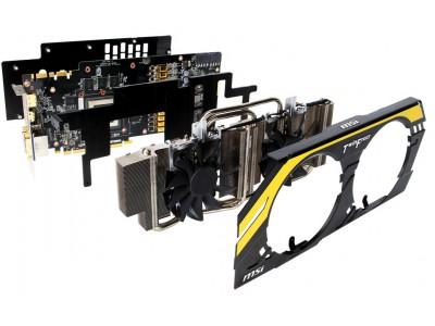 Обзор и тестирование трех видеокарт GTX 770 от MSI, Zotac, Gainward