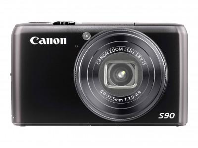 Подробный обзор Canon S90 - 1 часть