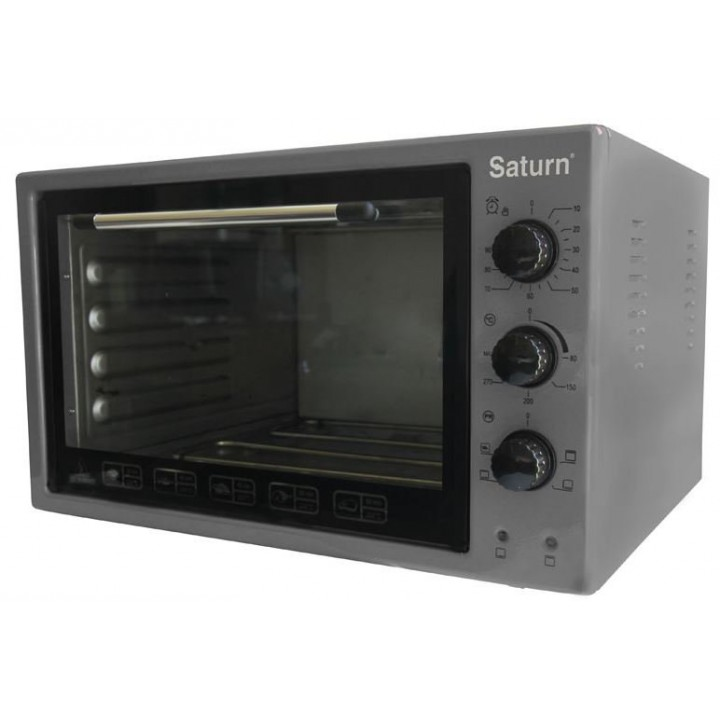 Мини-печь Saturn ST EC 3802 Gray