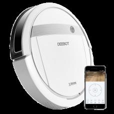 Робот пылесос Ecovacs Deebot DM88 White/Silver (ER-DM88)