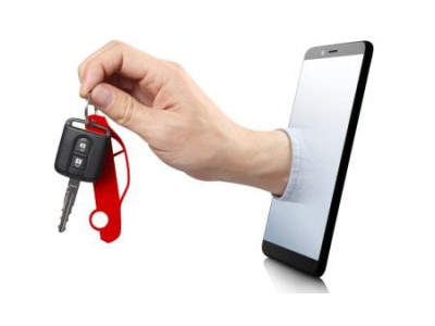 Забыли ключ от машины? Смартфон Apple Вам поможет