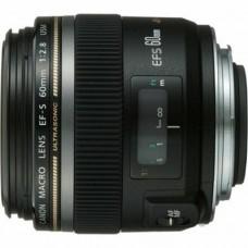 Объектив Canon EF-S 60 mm f/2.8 Macro USM (0284B007)