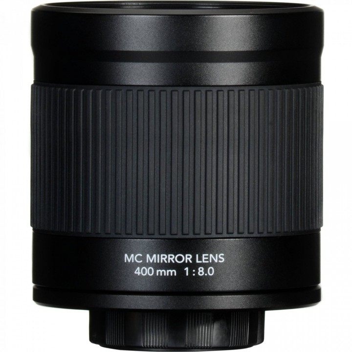 Объектив Kenko Reflex Lens 400 mm f/8 Black (141893)