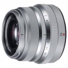 Объектив Fujifilm XF 35 mm f/2.0 Silver (16481880)
