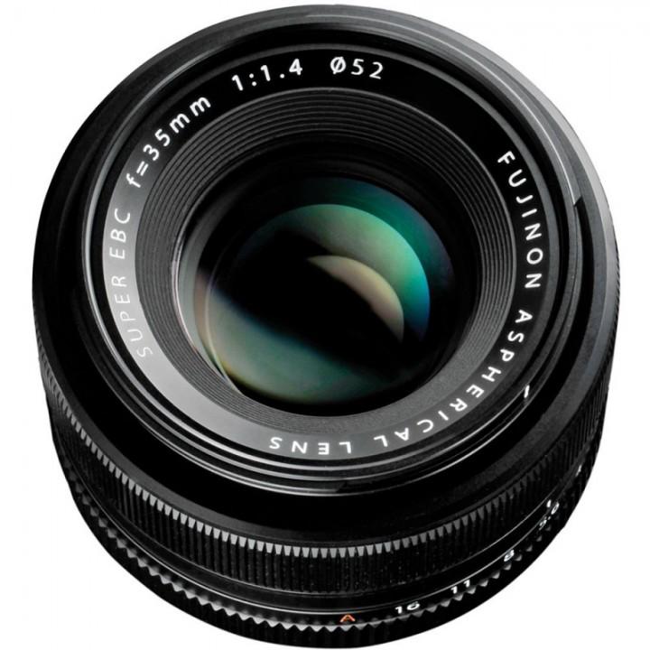 Объектив Fujifilm XF 35 mm f/1.4 R (16240755)