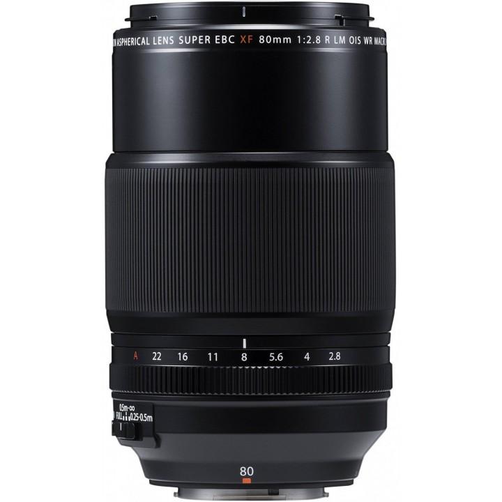 Объектив Fujifilm XF 80mm f/2.8 Macro R LM OIS WR (16559168)