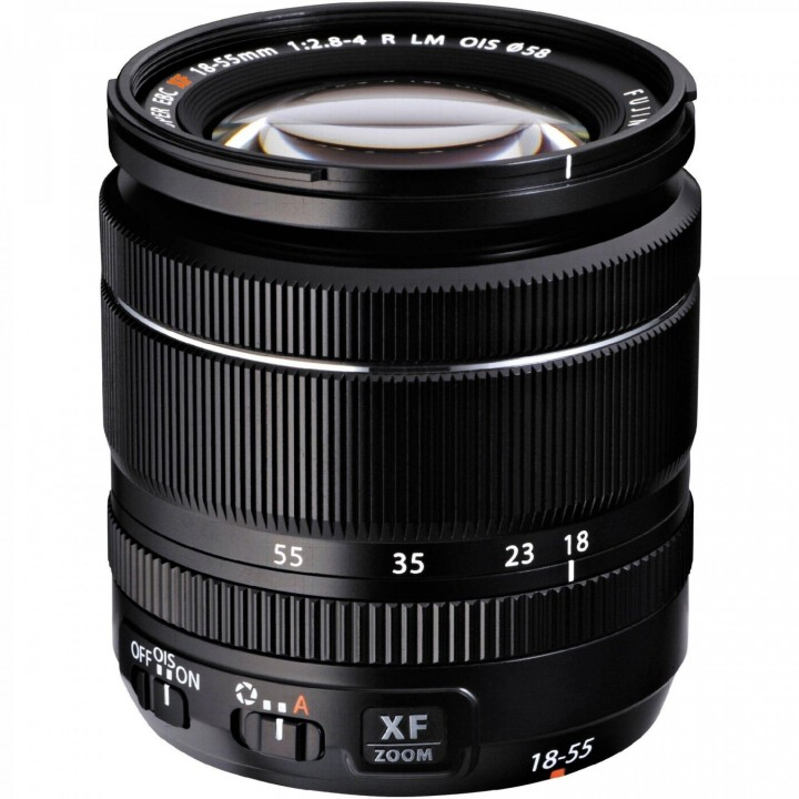 Объектив Fujifilm XF 18-55 mm f/2.8-4 OIS (16276479)