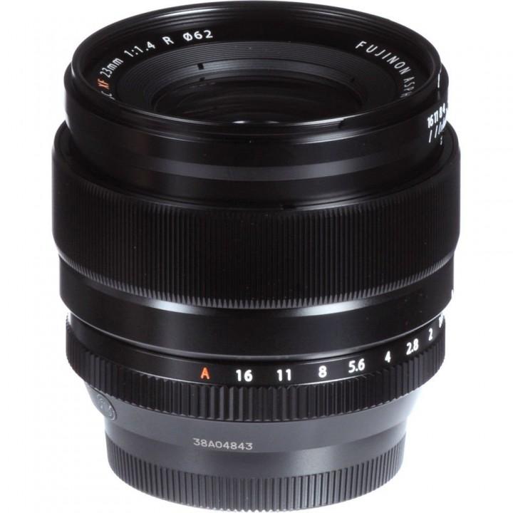 Объектив Fujifilm XF 23 mm f/1.4 R (16405575)