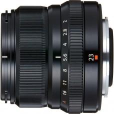 Объектив Fujifilm XF 23 mm f/2.0 Black (16523169)