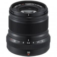 Объектив Fujifilm XF 50 mm f/2.0 R WR Black (16536611)