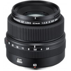 Объектив Fujifilm GF 63 mm f/2.8 R WR (16536647)