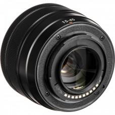Объектив Fujifilm XC 15-45mm F3.5-5.6 OIS PZ Black (16565789)
