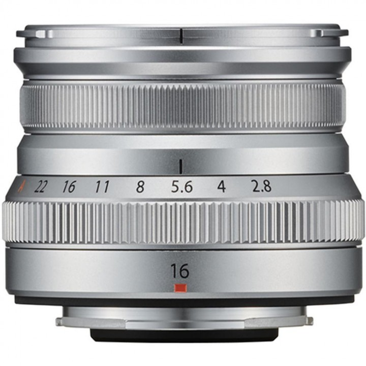 Объектив Fujifilm XF 16mm F2.8 R WR Silver (16611693)