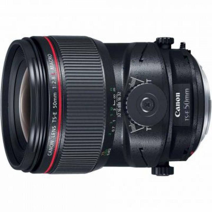 Объектив Canon TS-E 50 mm f/2.8 L Macro (2273C005)