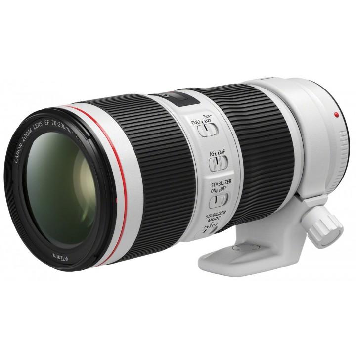 Объектив Canon EF 70-200 mm f/4L IS II USM (2309C005)