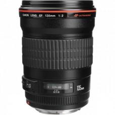 Объектив Canon 135 mm f/2.0 L USM EF (2520A015)