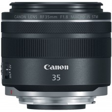 Объектив Canon RF 35 mm f/1.8 IS Macro STM (2973C005)