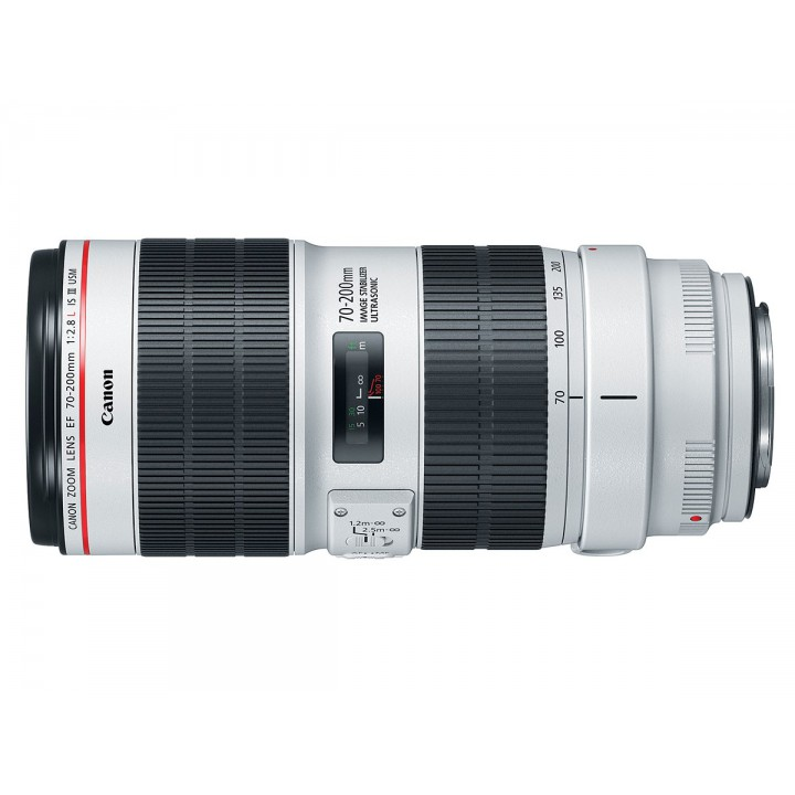 Объектив Canon EF 70-200 mm f/2.8L IS III USM