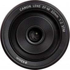 Объектив Canon EF-M 22 mm f/2 STM (5985B005)