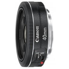 Объектив Canon EF 40 mm f/2.8 STM (6310B005)