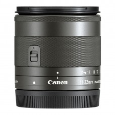 Объектив Canon EF-M 11-22 mm f/4-5.6 IS STM (7568B005)