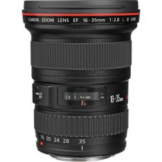 Объектив Canon EF 16-35 mm f/4L IS USM (9518B005)