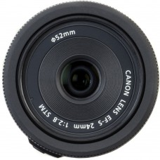 Объектив Canon EF-S 24 mm f/2.8 STM (9522B005)
