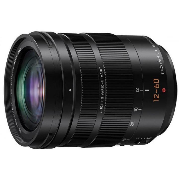 Объектив Panasonic Leica DG Vario-Elmarit 12-60 mm f/2.8-4 ASPH. POWER O.I.S. (H-ES12060E)