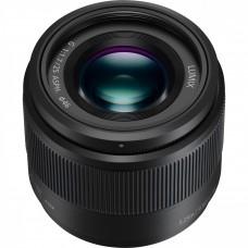 Объектив Panasonic Lumix G 25 mm f/1.7 ASPH. (H-H025ME-K)