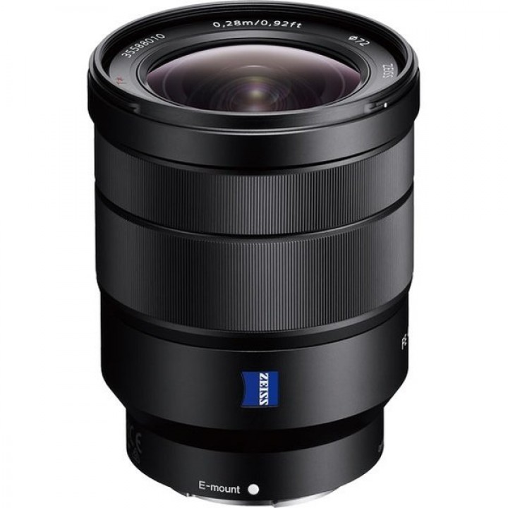 Объектив Sony 16-35mm f/2.8 SSM Carl Zeiss II DSLR/SLT (SAL1635Z2.SYX)